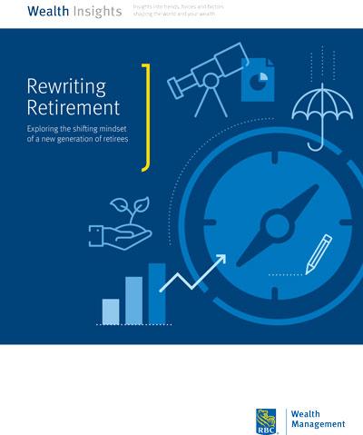 Rewriting retirement