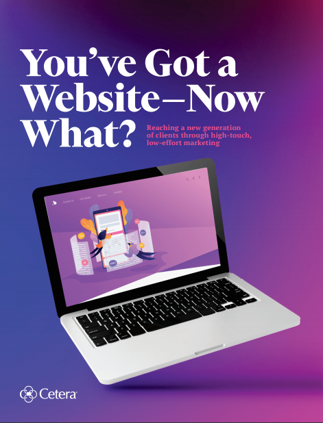 You've Got a Website – Now What?