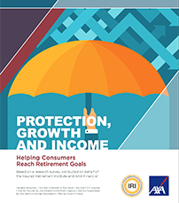 Protection, growth and income