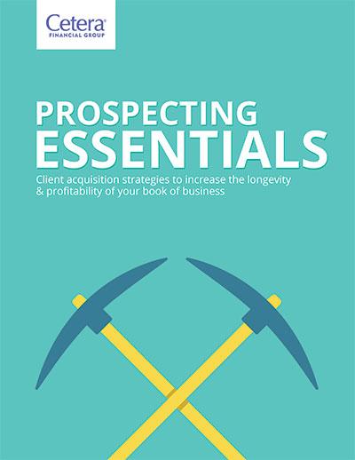 Prospecting essentials