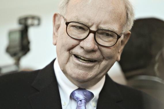 Buffett's new hired gun a stranger in town