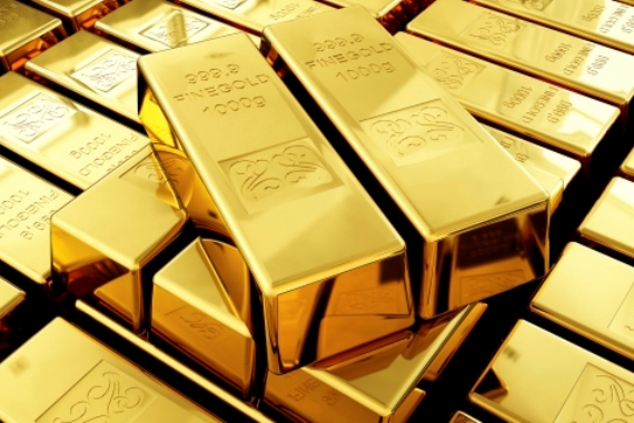 Gold slumps ₹222 on weak global cues