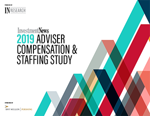 The 2019 InvestmentNews Adviser Compensation & Staffing Study