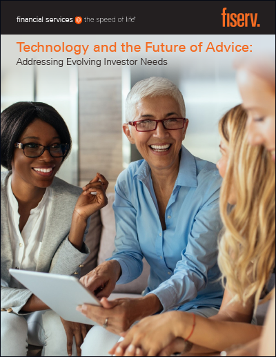 Technology and the future of advice