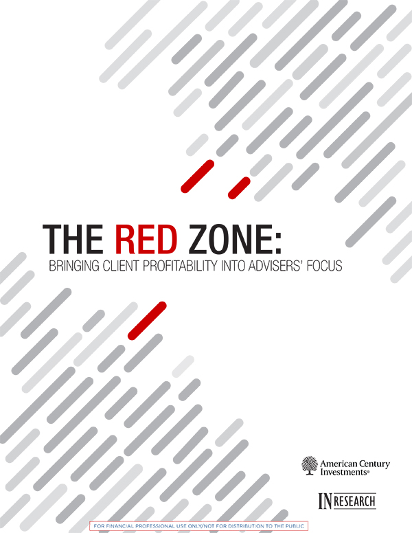 The Red Zone: Bringing Client Profitability into Advisers' Focus