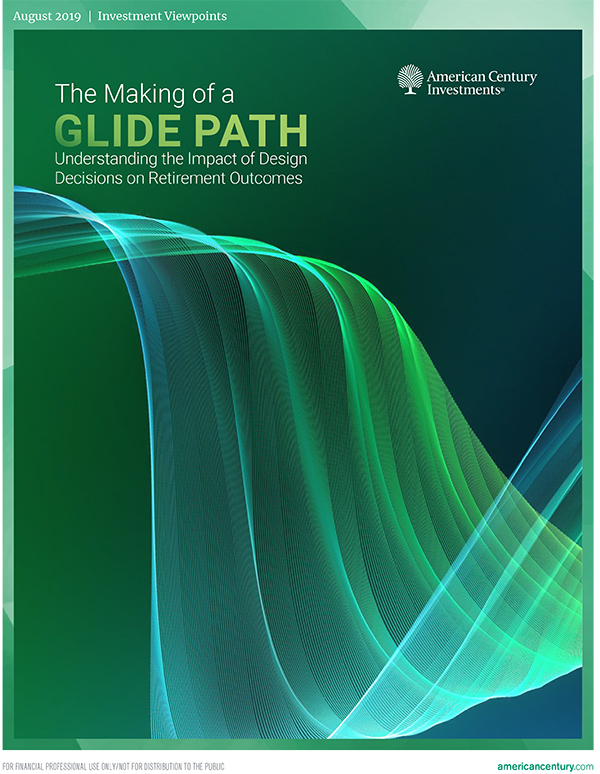 The making of a glide path: understanding the impact of design decisions on retirement outcomes