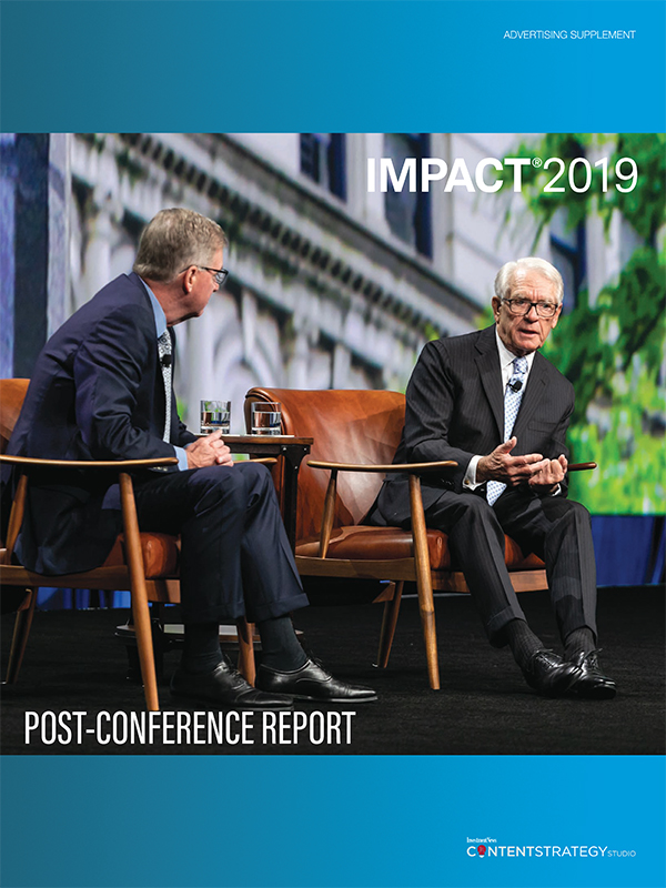 IMPACT<sup>®</sup> 2019 Post-Conference Report