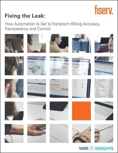 Transforming Billing: accuracy, transparency, control