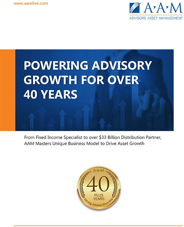 Powering Advisory Growth for 40+ Years
