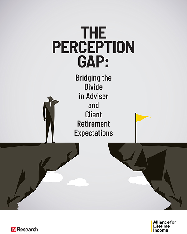 The perception gap: Bridging the divide in adviser and client retirement expectations