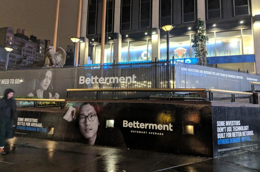 Betterment account openings skyrocket 116% in first quarter
