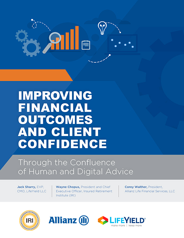 Improving financial outcomes and client confidence