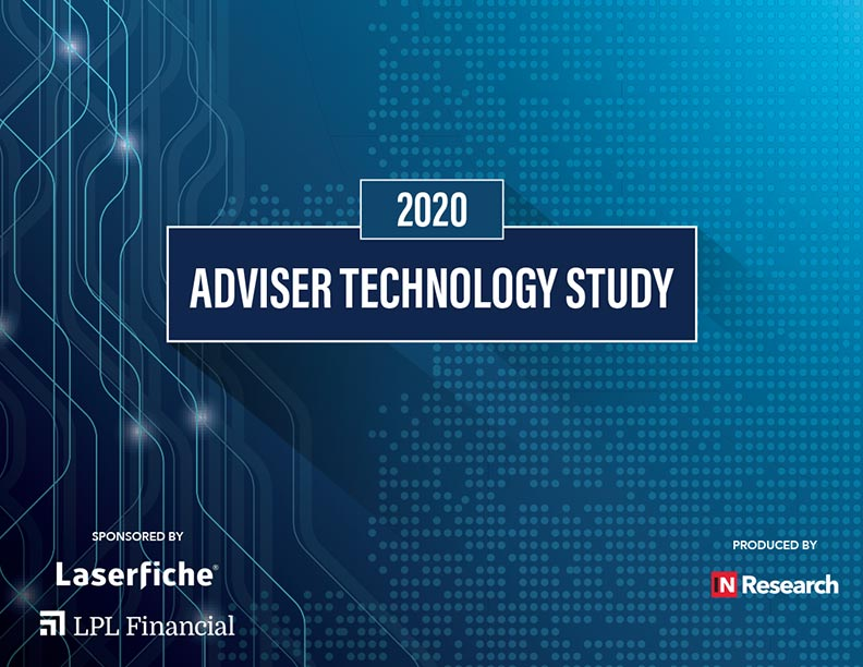 2020 InvestmentNews Adviser Technology Study