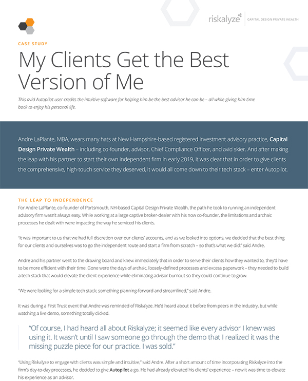 Make sure your clients get the best version of you
