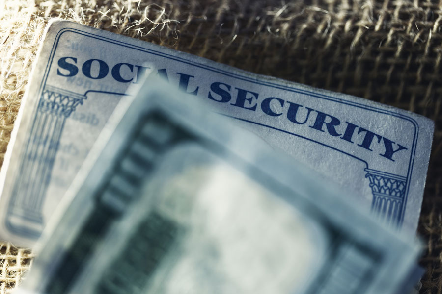 Pandemic will deplete Social Security trust funds