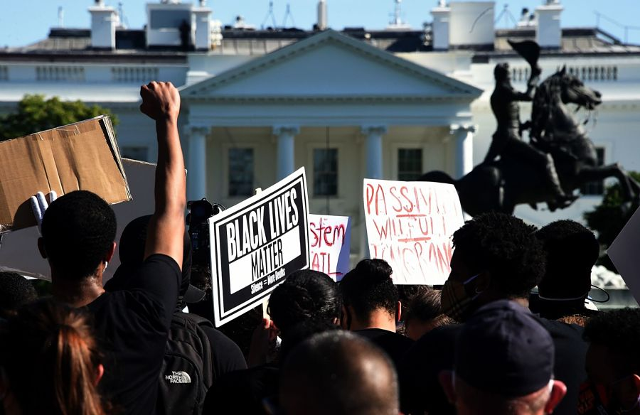 Nationwide protests over race highlight hurdles faced by nonwhite advisers
