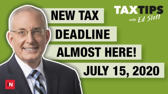 IRS deadline: Last year's taxes due, plus some 2020 estimates