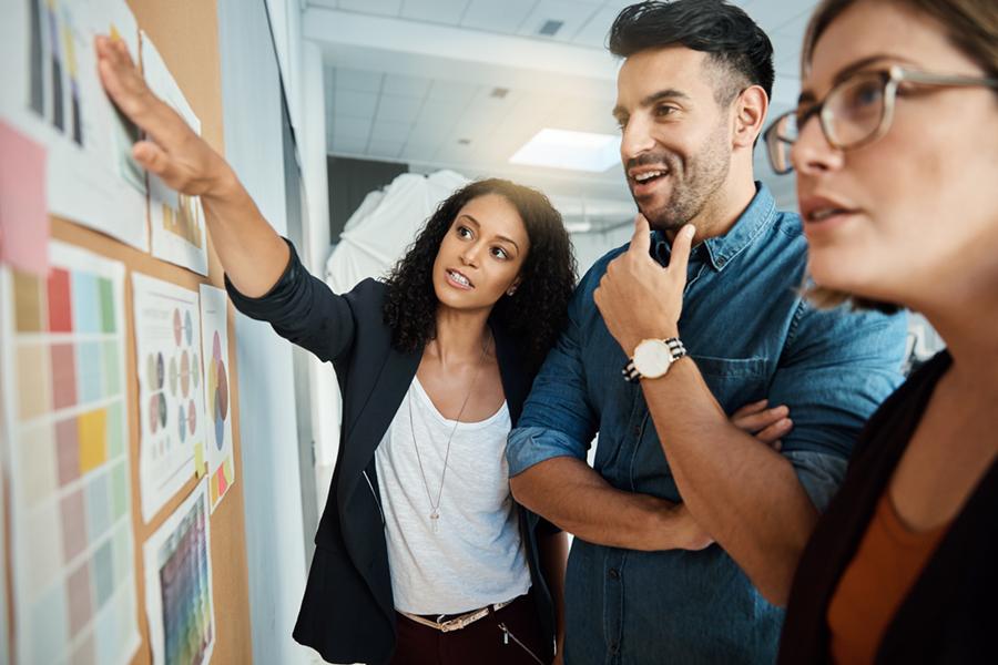 Four pillars of inspiration for stronger client relationships