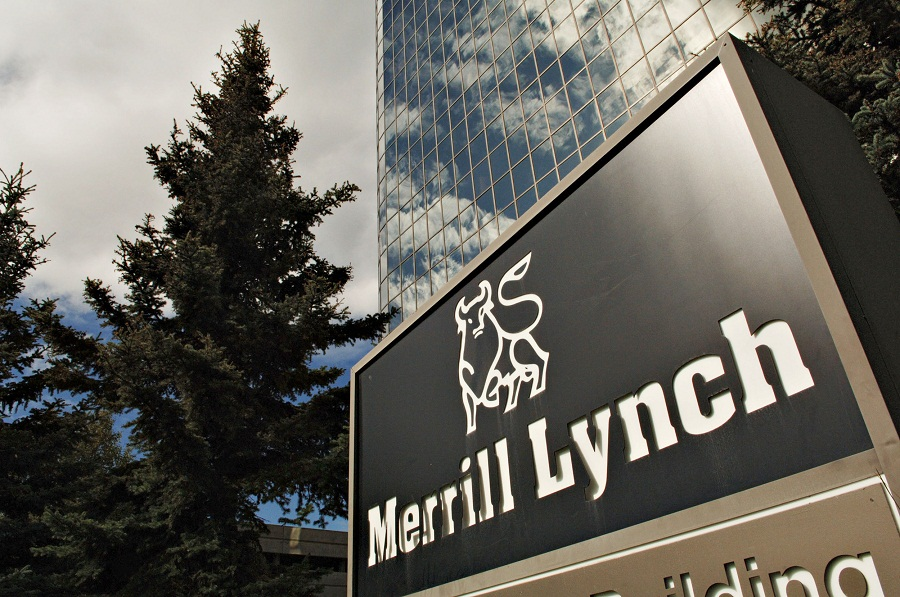 Merrill Lynch's hunt for new clients tamed by COVID-19