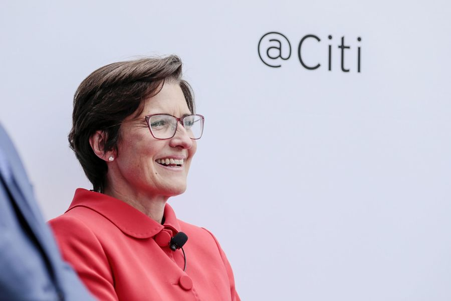 Citi names Jane Fraser CEO