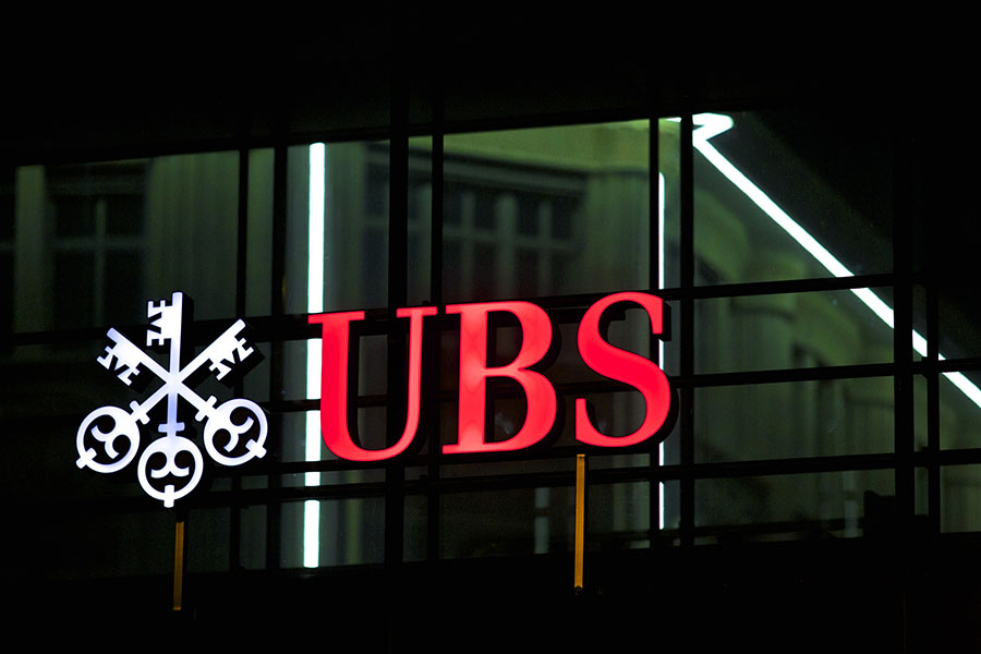 UBS suggests wealth clients opt for sustainable investing