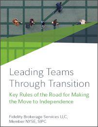 Leading Teams through Transition