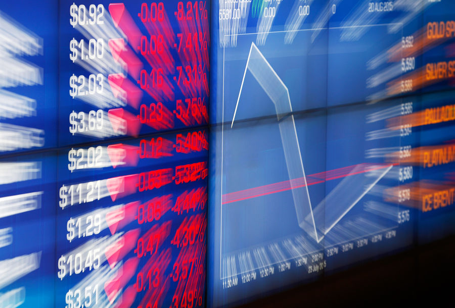Stocks hit on COVID concerns, fading hopes for fiscal stimulus