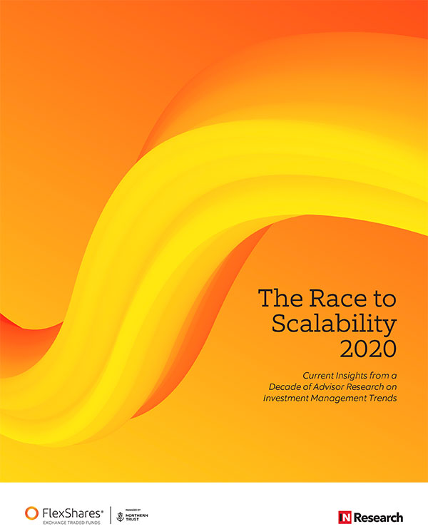 The Race to Scalability 2020: Current Insights from a Decade of Advisor Research on Investment Management Trends