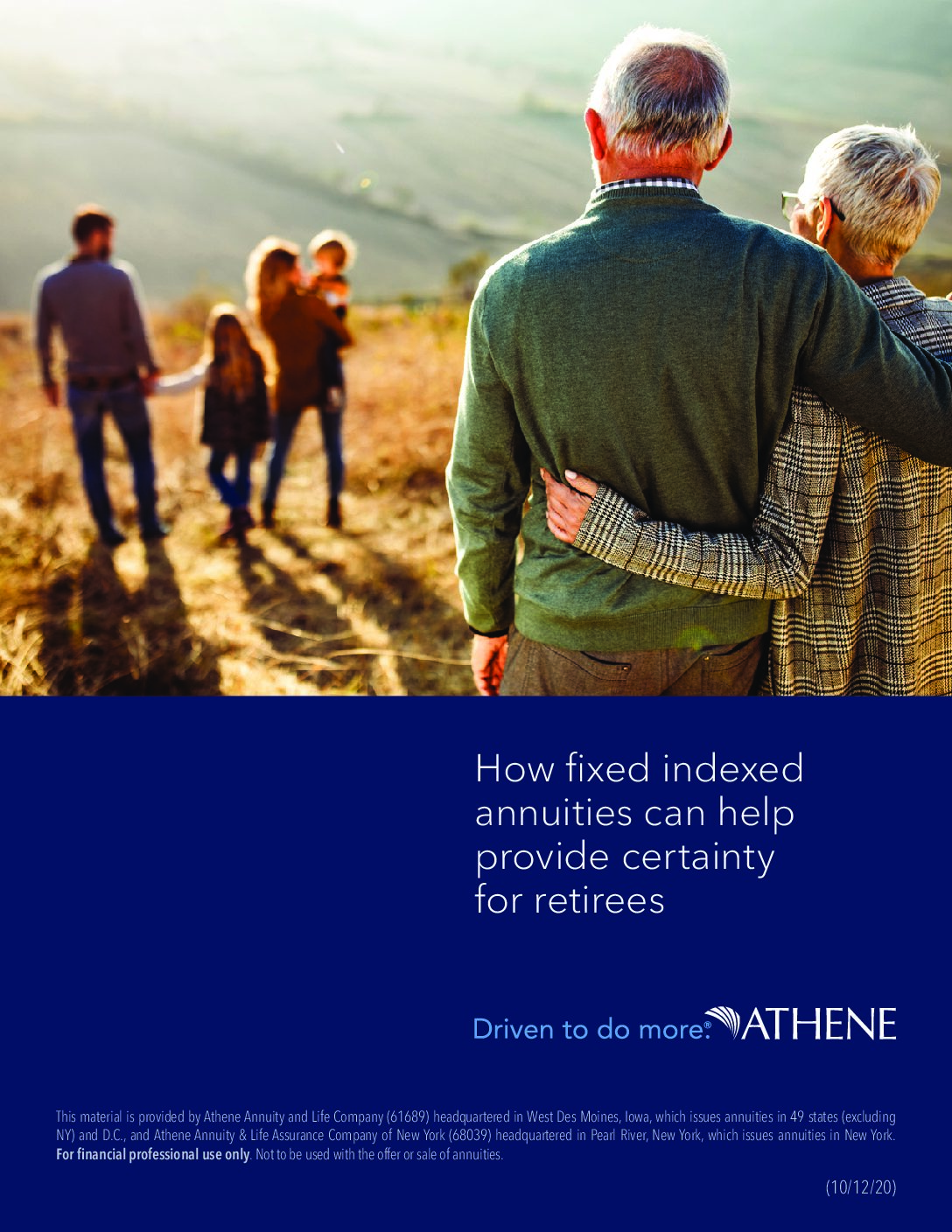 A retirement strategy that may be better for the times