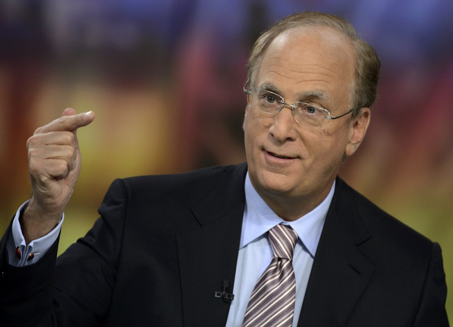 BlackRock's Fink tells CEOs to focus on the environment