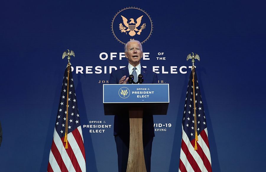 Financial advisers navigate the uncertainty of Biden's impact on markets, economy