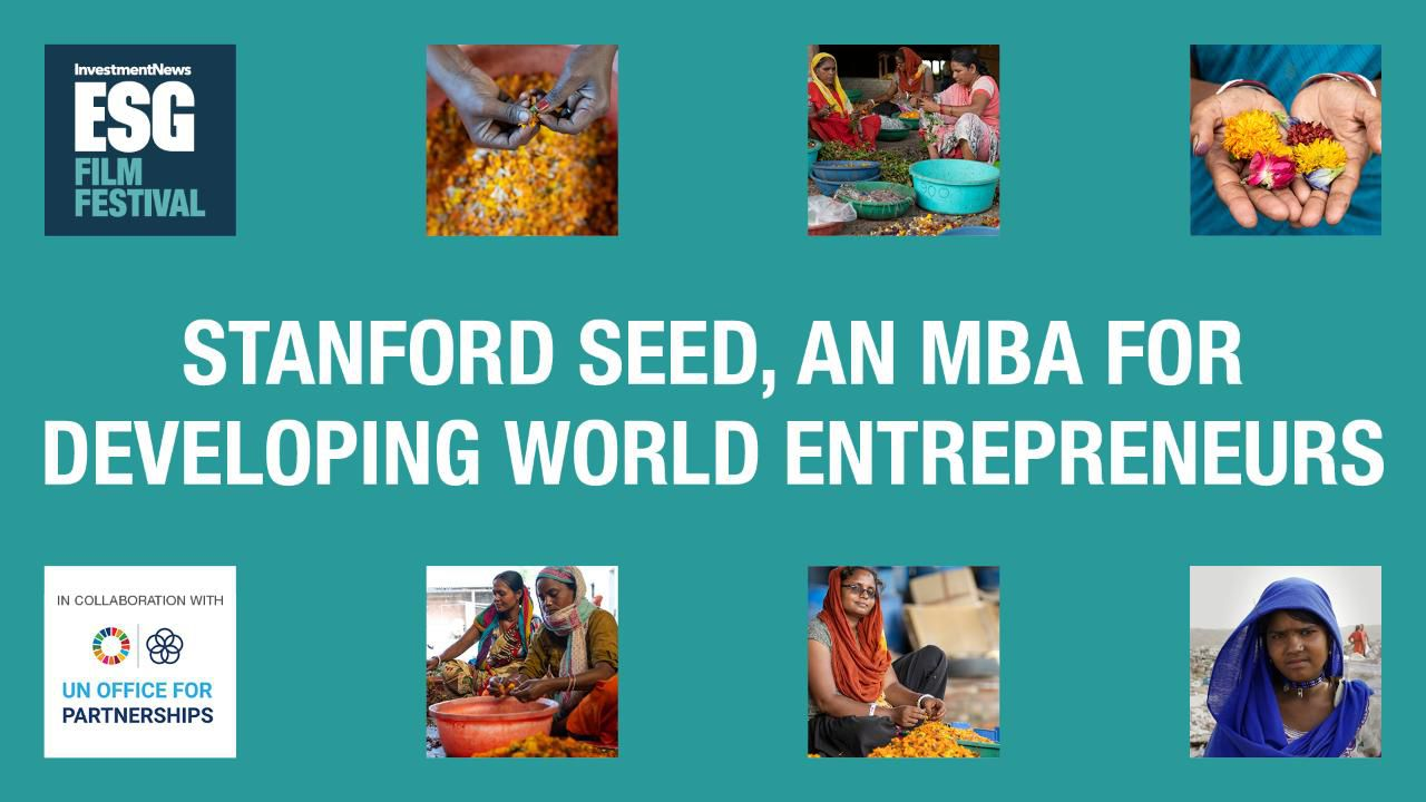 Stanford Seed: A community for entrepreneurs