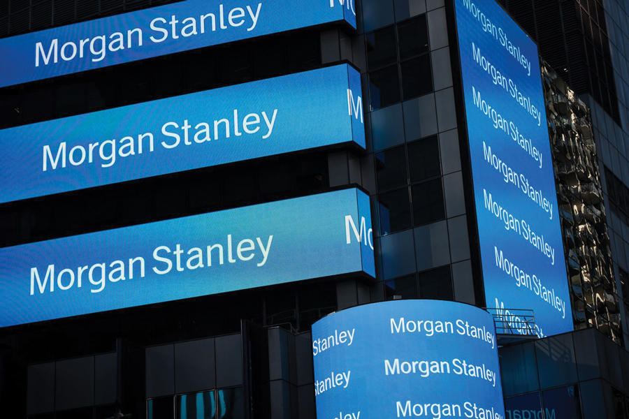Morgan Stanley adds close to 500 new advisers in 2020