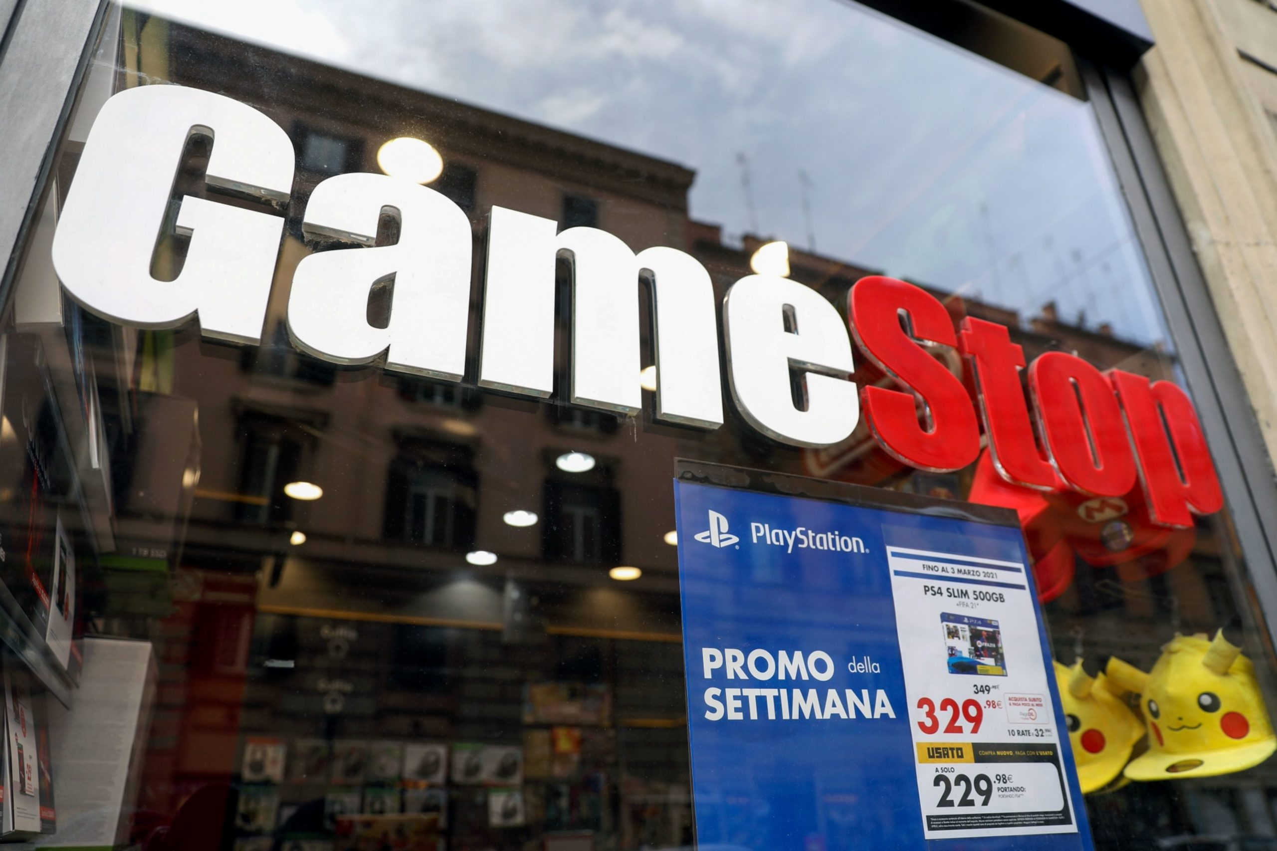 The GameStop lawsuits are missing the point