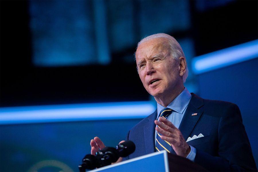 Stock market's 'Biden bounce' raises caution flags