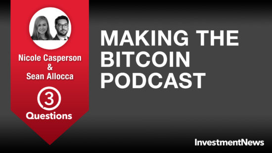 Behind the scenes of the Bitcoin podcast