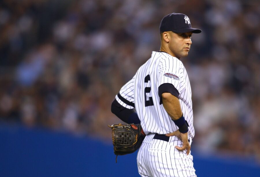 Yankees great Derek Jeter joins board of Rockefeller Capital Management