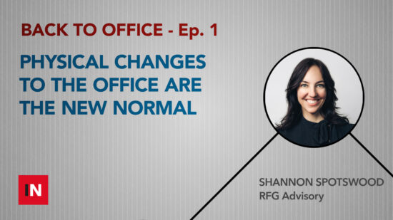 Office changes like remote lobby check-in are part of new normal