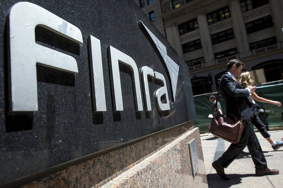 Finra should review ban on in-person arbitration hearings