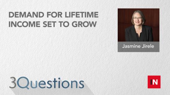 Demand for lifetime income set to grow