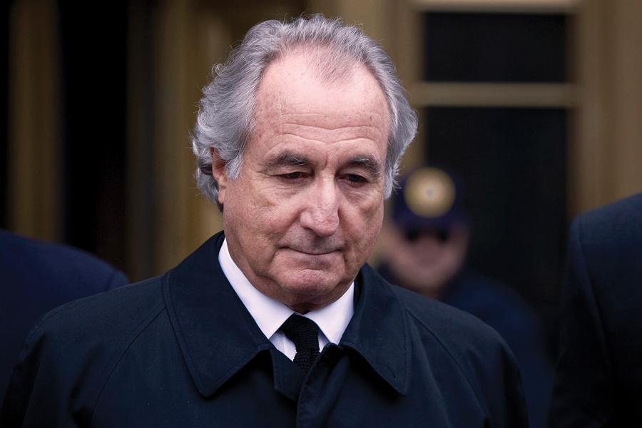 Bernie Madoff, mastermind of giant Ponzi scheme, dies at 82