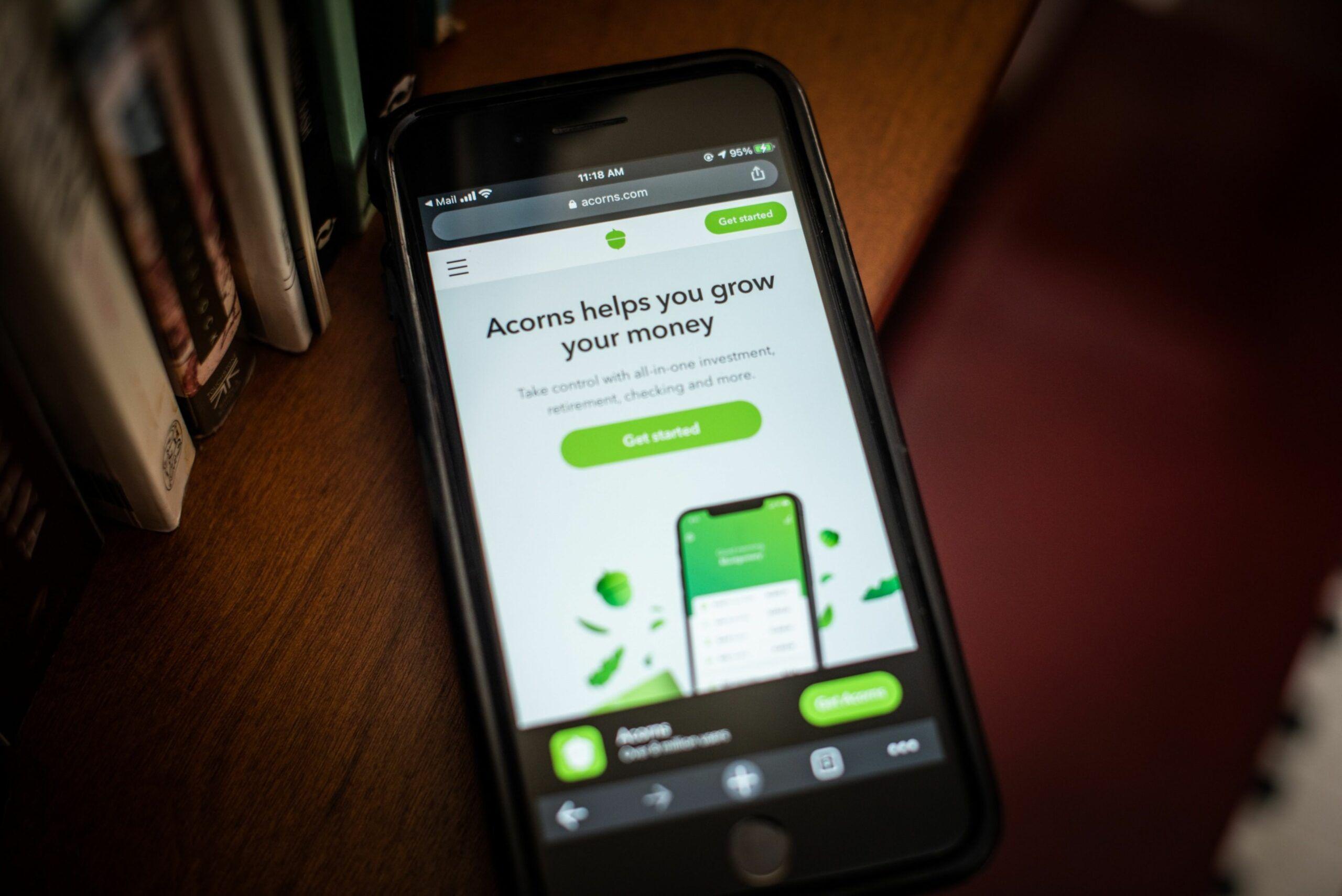 Acorns to launch custom portfolios in push toward active investing