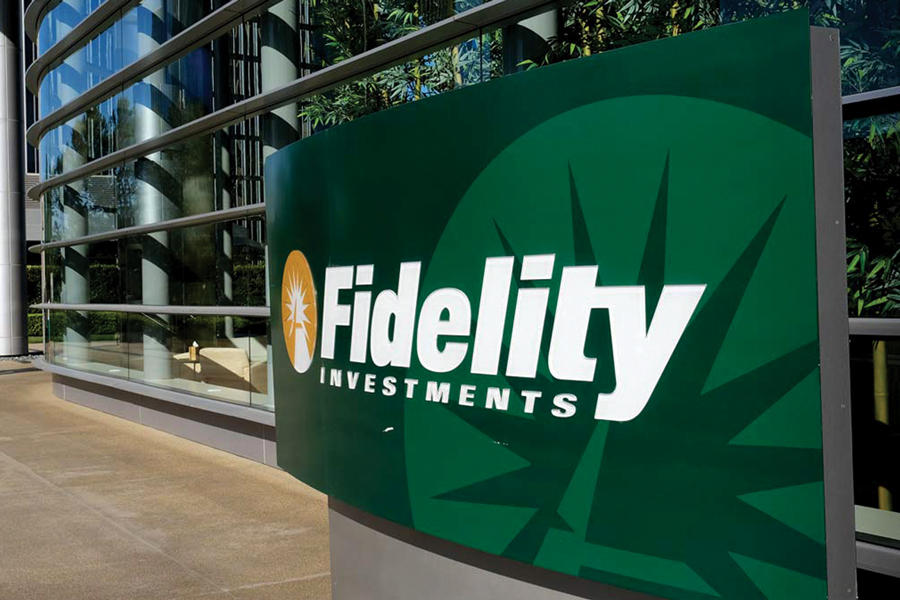 Fidelity saw boom in first quarter