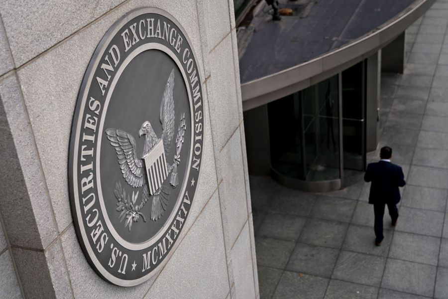 New SEC chair faces challenges from other regulators