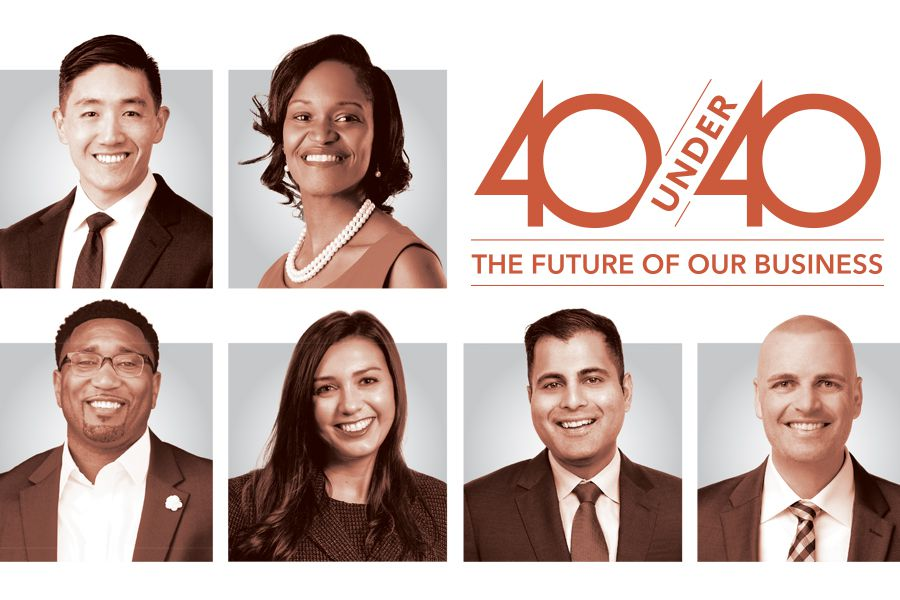 8th annual InvestmentNews </br>class of 40 Under 40 (21-30)