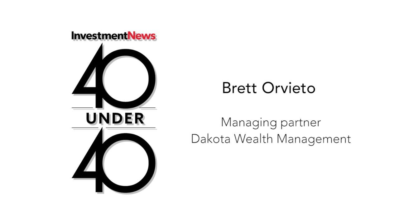 40U40 Spotlight: Brett Orvieto