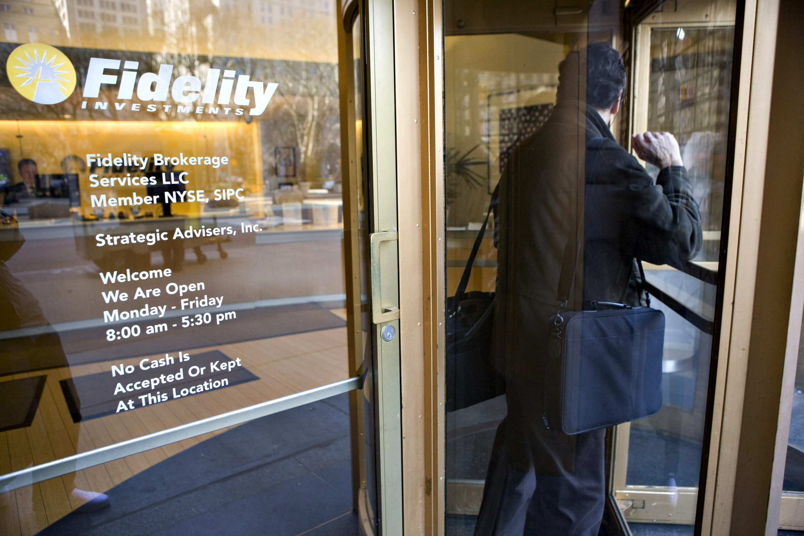 Free Fidelity funds are flying off the shelves