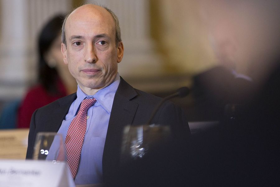 SEC chairman proposes review of stock trading rules