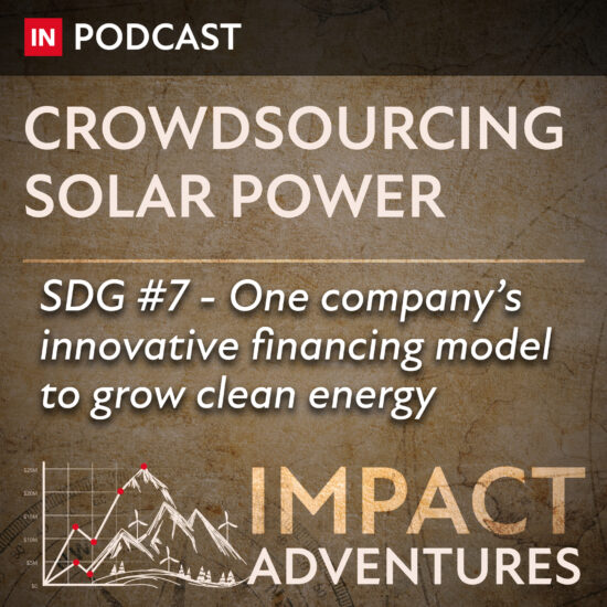 Innovating finance to crowdsource solar power