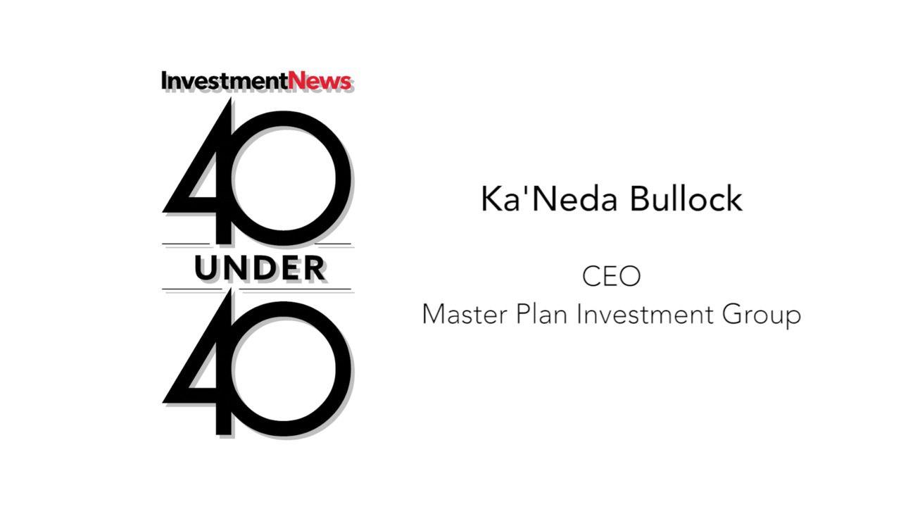 40U40 Spotlight: Ka'Neda Bullock